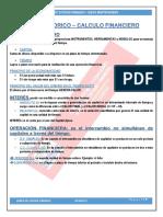 Cálculo Financiero - UNSa