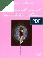 [La sonrisa vertical 140] Altarriba, Antonio - Maravilla en el pais de las Alicias [36527] (r1.0).epub