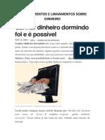 CONHECIMENTOS E LINHAMENTOS SOBRE DINHEIRO.docx