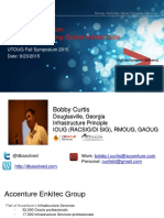 Extreme Replication - Performance Tuning Oracle GoldenGate by Bobby Curtis ( UTOUG 2015 Fall Conference )