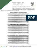 Fundatec 2017 Igp Rs Perito Criminal Quimica Engenharia Quimica Gabarito