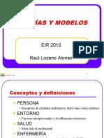 Teorias y Modelos