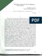 Lorandi y Molas. Historia y Antropología