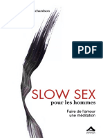 Slow Sex Pour Les Hommes - Michael Richardson, Diana Richardson