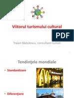 Viitorul Turismului Cultural