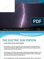 THE ELECTRIC SUB STATION.ppt