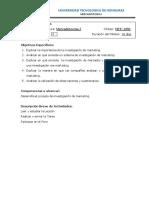 Modulo 7 Investigacion de Marketing