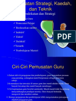 Strategi Kaedah Teknik dlm P&P