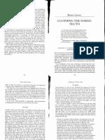 Latour - Clothing the Naked Truth.pdf