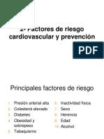 2-Factores de Riesgo Cardiovascular y Prevencion