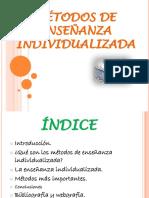 Metodología Individualizada