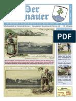Der Bernauer - August 2017