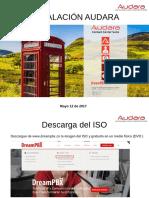 Instalación ISO 4.0.10.1