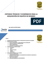 160820- Criteríos Técnicos y Económicos Para La Adquisisción Dee Quipos de Bombeo