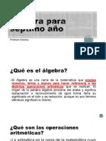 Algebra Para