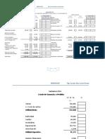 Analisis Vertical y Horizontal Estados Financieros