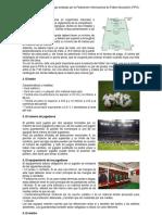 Conoce Las 17 Reglas de Juego Avaladas Por La Federación Internacional de Fútbol Asociación