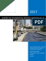 Taller PCA Vol. Altos 2017