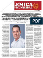 Polémica Municipal / Año 20 / 847 - Pag. 14