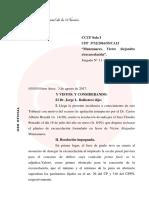 Rechazaron la excarcelación de Víctor Manzanares, el contador de los Kirchner