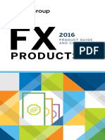 2016 Product Guide and Calendar Fx Products