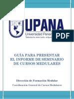 Guía Para Presentar El Informe de Seminario de C-M 021215RP.vfin.