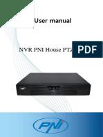 Nvr Pni House Ptz720p User Manual