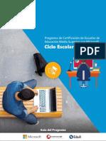 Guía Del Porgrama 2017-2018