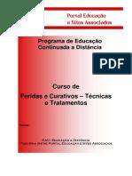 Curso - Feridas e Curativos - Tecnicas e Tratamentos.pdf