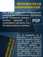 Hist. de La Admon (Repaso)