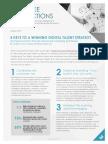 Keys to a Winning Digital Talent Strategy