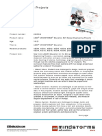 2005544 Design Engineering Projects Product Sheet