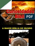 CURIOSIDADES BÍBLICAS