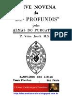 Breve Novena_De Profundis