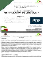 proyecto lenguaje
