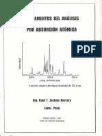 Fundamentos del Análisis por ABSORCIÓN ATÓMICA.pdf