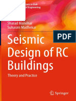 (Springer Transactions in Civil and Environmental Engineering) Sharad Manohar, Suhasini Madhekar (Auth.)-Seismic Design of RC Buildings_ Theory and Practice-Springer India (2015)