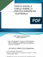 Historia Catastro Guatemala