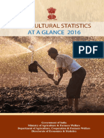 agriculture Glance 2016