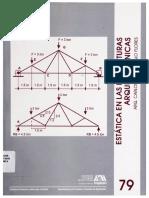 Estatica en Las Estructuras Arquitectonicas