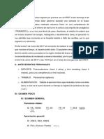 FRACTURA DE HÚMERO