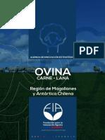 Agenda de Innovación Agraria Ovinos (2016)