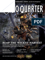 No Quarter Magazine Issue #73