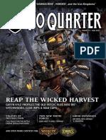 No Quarter Magazine Issue #73