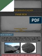Genesa Pasir Besi