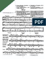 Sevcik Cello Exercises #5 and 6