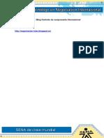 Evidencia 3 Blog Contrato de Compraventa Internacional