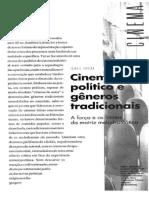 (Adoramos.Ler) Ismail Xavier - Cinema Politico e Generos Tradicionais.pdf