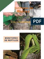 Clase - Monitoreo de Reptiles 1