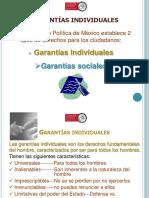 Garantias Individuales y Derechos Humanos 2014